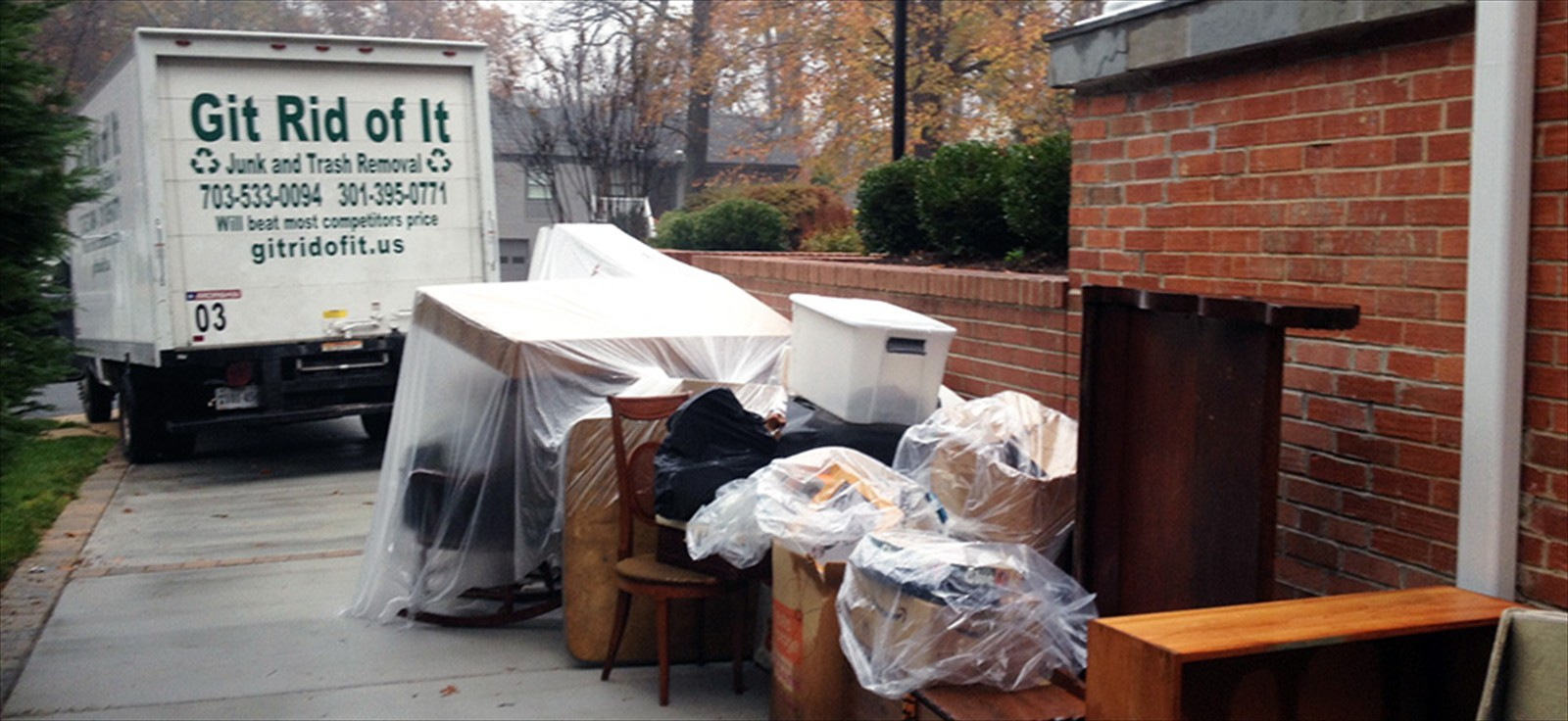 Junk Removal Virginia Washington Dc Fairfax Falls