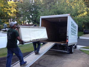 Couch Removal Maryland