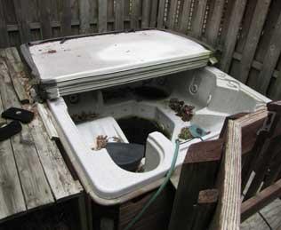 Demolition Services Hot Tub Removal Northern Virginia