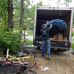 Furniture Removal Fredericksburg Stafford VA