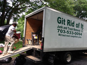 Junk Removal Alexandria Arlington Shirlington Potomac MD