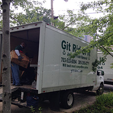 Junk Removal Stafford Virginia