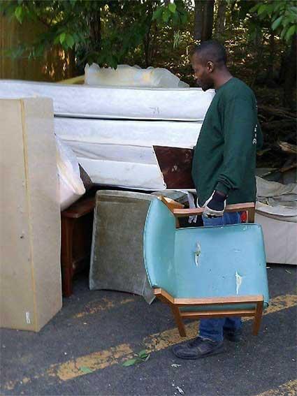 McLean VA Home Junk Removal